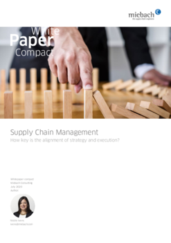 Miebach Whitepaper Aligning Strategy and Execution