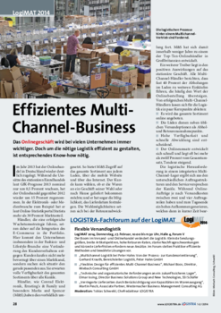 "Fachartikel ""effizientes Multi-Channel-Business"""