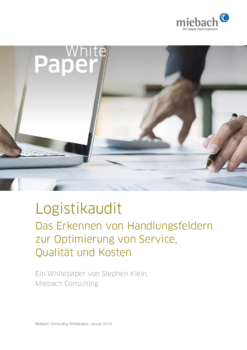 Miebach Whitepaper Logistikaudit
