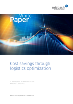 Miebach Whitepaper Cost Savings