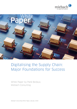 Miebach Whitepaper Digitalising the Supply Chain