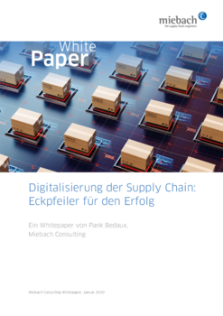 Miebach Whitepaper Supply Chain Digitalisierung