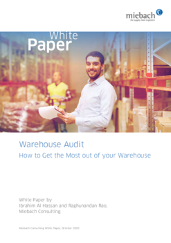 Miebach Whitepaper Warehouse Performance Audit