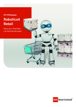 EHI Whitepaper Robotics4Retail (in German)
