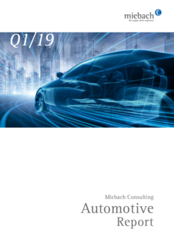 Miebach Automotive Report Q1/2019