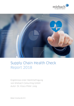 Supply Chain Health Check Report 2018