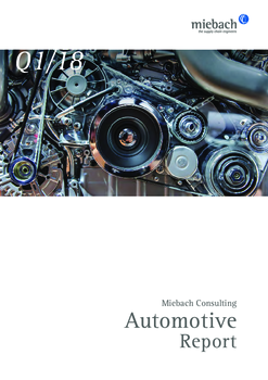 Miebach Automotive Report Q1/2018