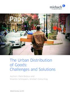 The Urban Distribution of Goods: Challenges and Solutions