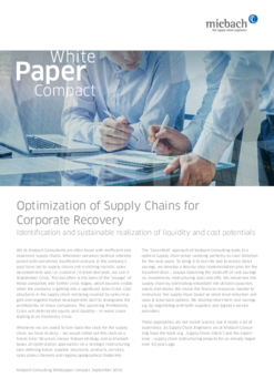 Miebach Whitepaper Compact Corporate Recovery