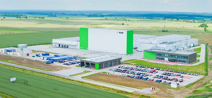 BASF honors Miebach Consulting with Contractor Excellence Award 2015
