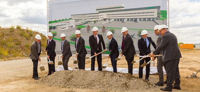Schaeffler invests 120 million euros in central warehouse