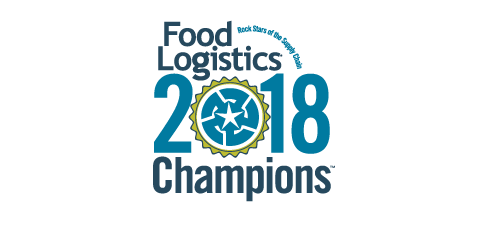 Miebach Director Named one of Food Logistic's Magazine's Champions for 2018