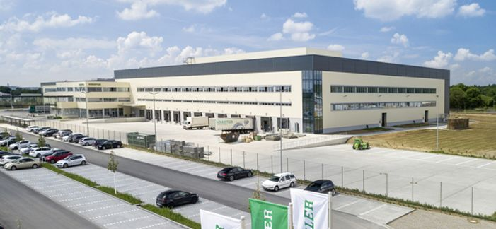 Schaeffler's European Distribution Center on its way to full operation