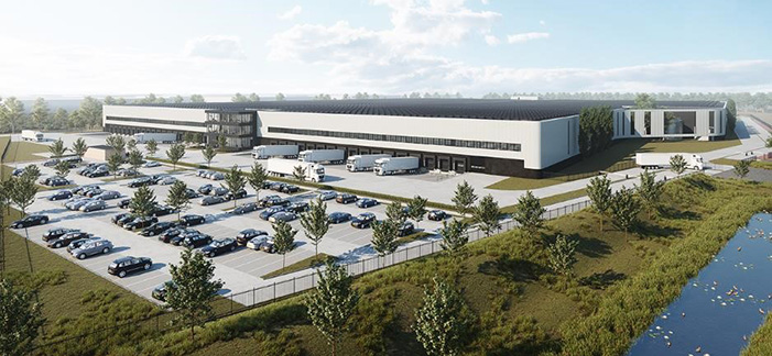 SHOP APOTHEKE EUROPE invests in state-of-the-art logistics hub