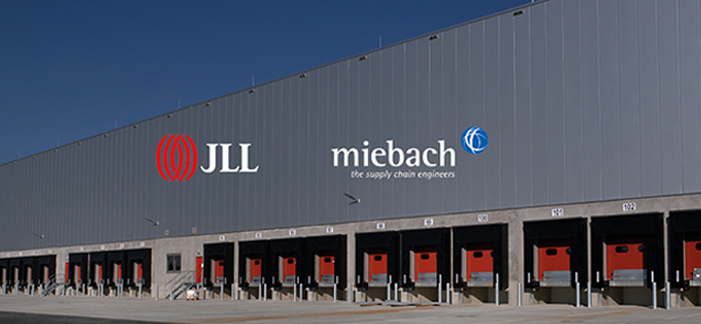 JLL and Miebach Consulting enter into strategic business alliance