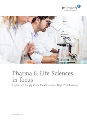 Miebach Pharma & Life Sciences Services