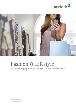 Fashion & Lifestyle Flyer