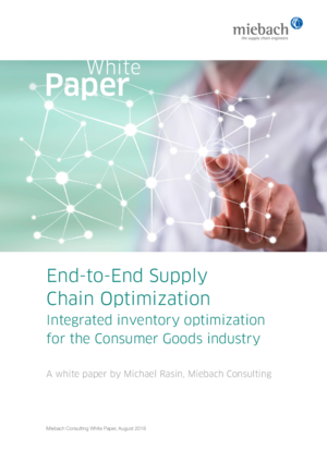 Miebach Whitepaper Integrated inventory optimization for the Consumer Goods industry
